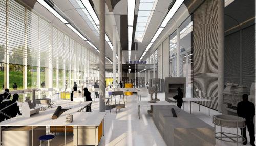 5.espaces de traitement des oeuvres_centre de conservation Louvre à Liévin (c)Rogers stirk Harbour+Partners.jpg