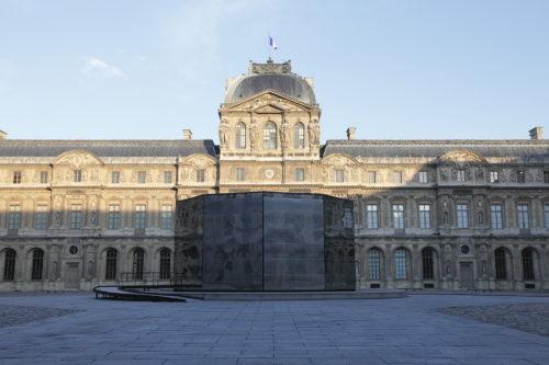 19_Eva Jospin_Panorama dans le cour Carrée du musée du Louvre© Architecture_Outsign_courtesy_Noirmontartproduction_Musée du Louvre_Antoine Mongodin.JPG