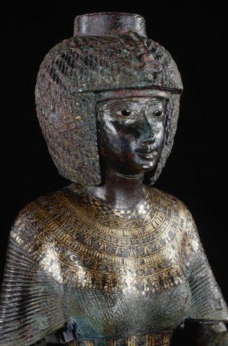Statue de la divine adoratrice Karomama