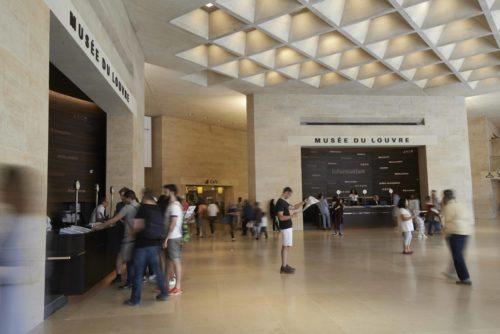 musée du louvre tickets