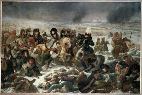 Napoléon sur le champ de bataille d'Eylau.jpg