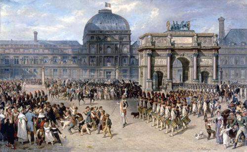 Bellanger_Dauzats_Un_jour_de_revue_sous_l'Empire_1810_Louvre.jpg