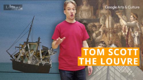 Tom Scott The Louvre2.png