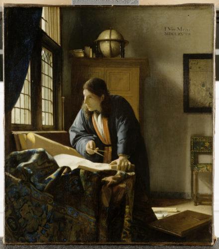 18. Vermeer_ The Geographer(c)Städel Museum - ARTOTHEK.jpg