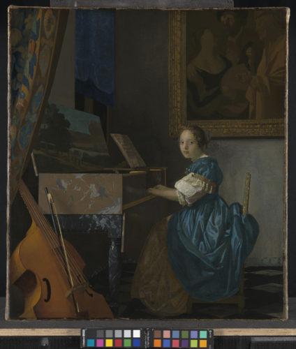 12. Vermeer_A woman sitting at a Virginal(c)National Gallery, London.jpg