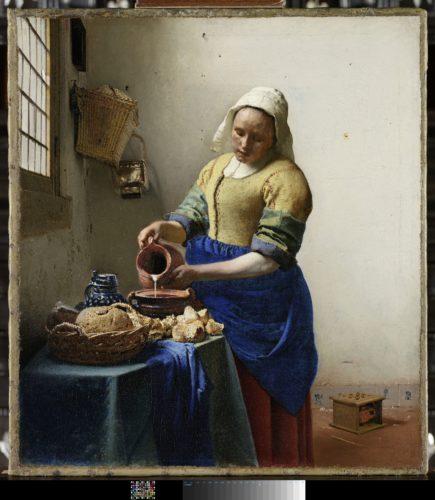 20. Vermeer_La Laitière(c)Amsterdam, The Rijksmuseum.jpg