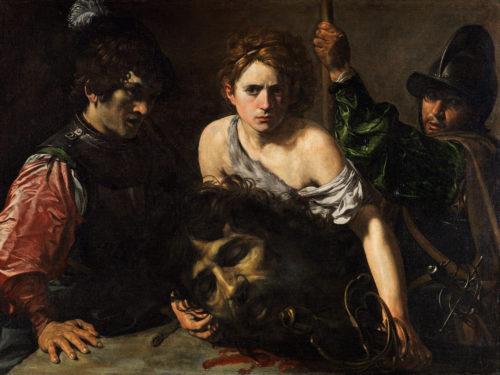 1. Valentin de Boulogne. David et Goliath © Museo Thyssen-Bornemisza, Madrid.jpg