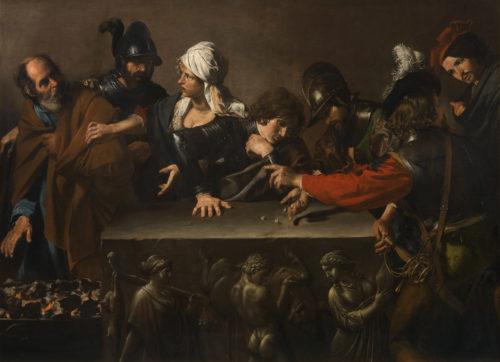 4_Valentin de Boulogne_ The Denial of Saint Peter_Fondazione di tudi di Storia dell arteRoberto Lonhi Florence.jpg