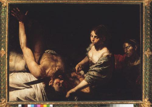 14. Valentin de Boulogne. Judith et Holopherne. National Museum of Art, Valetta Malta © Photo Scala, Florence.jpg
