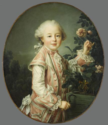FHDrouais_Le Comte de Nogent enfant (c) RMNGP musée du Louvre / Michel Urtado