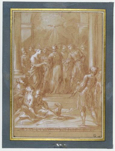 Bartolomeo Biscaino, Le Mariage de la Vierge.jpg