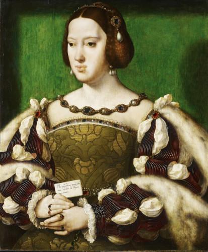 14_Joos Van Cleve, Portrait d'Eléonore d'Autriche © Royal Collection Trust_Her Majesty Queen Elizabeth II 2017.jpg