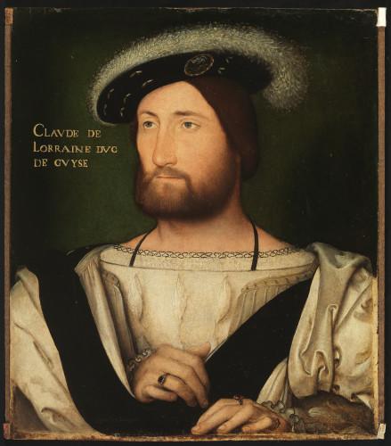 10_Jean Clouet, Portrait de Claude de Guise © Gallerie degli Uffizi - Gabinetto fotografico.jpg
