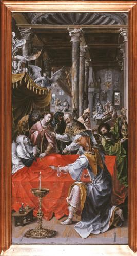 5_Maître d'Amiens, La Mort de la Vierge © Museum Mayer van den Bergh, Anvers.jpg