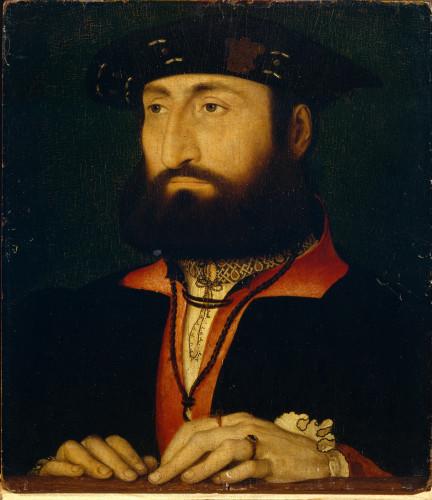13_Jean Clouet, Portrait de Louis de Clèves, comte de Nevers © Courtesy of Fondazione Accademia Carrara, Bergamo.jpg