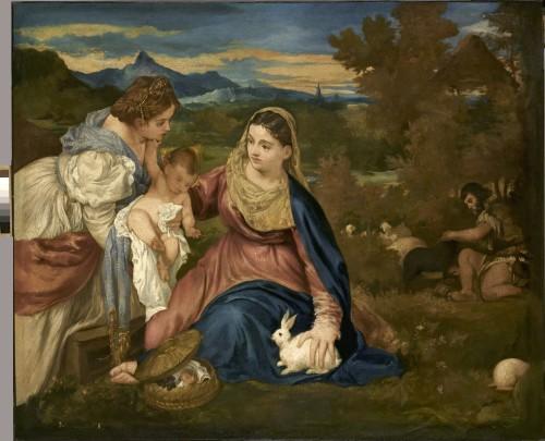 Manet_Copie de la Vierge au lapin (c) Succession B. Caprotti.jpg