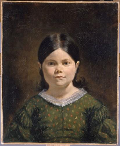 Portrait de la fille de Jenny le Guillou