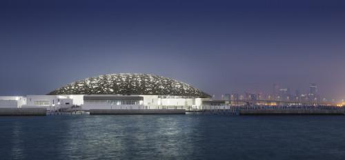 1_Louvre Abu Dhabi © Photography Mohamed Somji