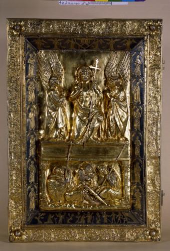 3_Premier Évangéliaire de la Sainte-Chapelle © Bibliothèque nationale de France