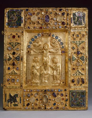 7_Boîte-reliure de Maastricht © RMN - Grand Palais (Musée du Louvre) / Droits réservés