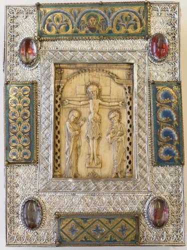 5_Évangiles de la collégiale Saint-Louis de Metz © Bibliothèque nationale de France