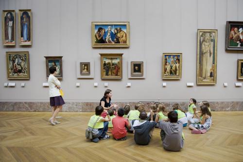 Atelier au musee du Louvre © 2010 musée du Louvre / Florence Brochoire -jpg
