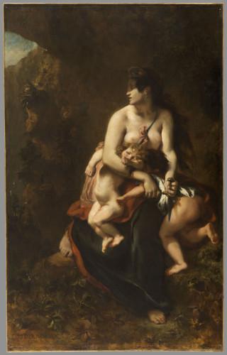 16_Eugène Delacroix, Médée furieuse-jpg
