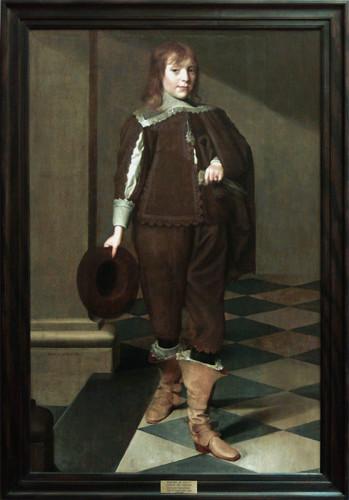 de Geest_Portrait d'un enfant de 12 ans-jpg