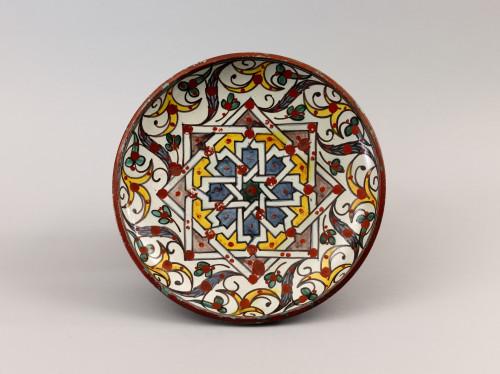 Plat rond tobsil  RMN-GPmusee du LouvreGerard Blot-jpg