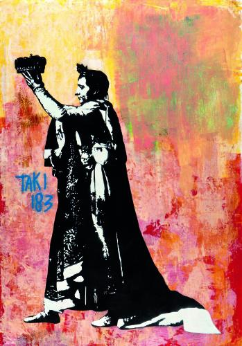 Blek le rat_Le Sacre du graffiti (c) Sybille Prou (c) ADAGP Paris 2018-jpg