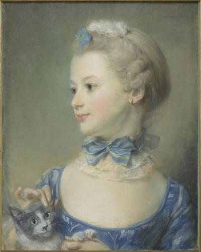 4_ Perronneau_Marie-Anne Huquier_Musée du Louvre © RMN-Grand Palais (musée du Louvre) / Michel Urtado-jpg