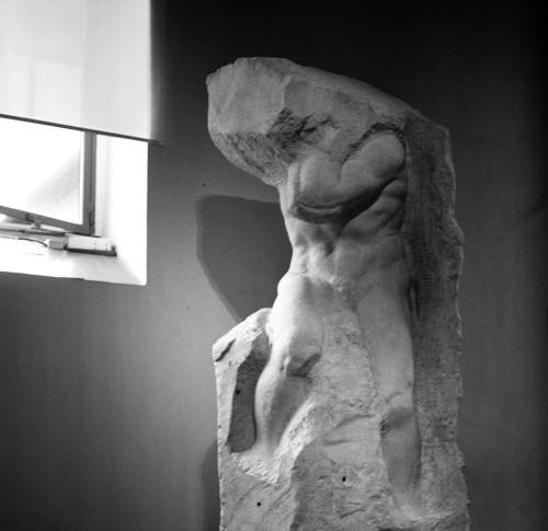 2_Michel-Ange,  Esclave, Galleria dell'Accademia, Florence © Marie-Françoise Plissart