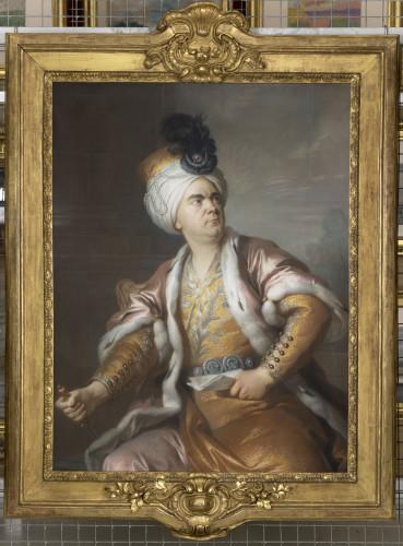 6_Simon Bernard Lenoir Lacteur Henri Louis Cain dit Lekain_Musee du Louvre_© RMN-Grand Palais (musée du Louvre) / Michel Urtado-jpg