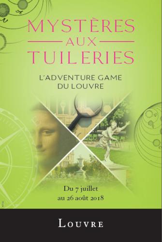 Visuel Adventure Game_Mysteres aux Tuileries
