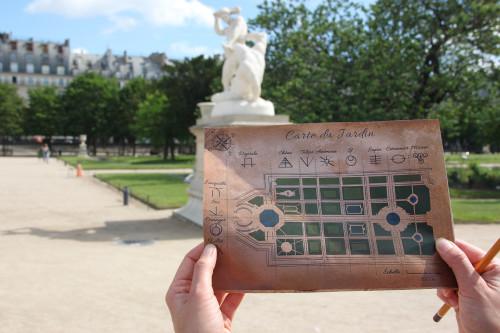 Mystères aux Tuileries (c) Musée du Louvre.JPG