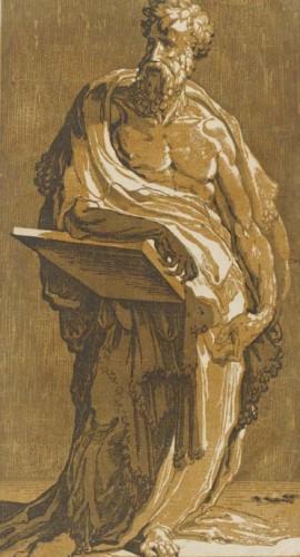 Domenico Beccafumi Un apotre musee du Louvre c musee du Louvre dist- RMN-GP T- Le Mage-jpg