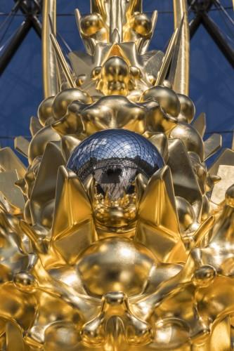 8. Kohei Nawa, Throne © Nobutada OMOTE | SANDWICH