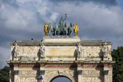 7- L'arc du Carrousel © 2018 musée du Louvre / Olivier Ouadah-jpg
