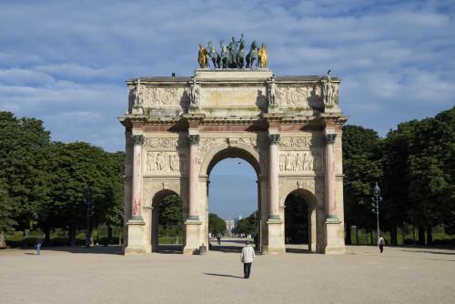 2- L'arc du Carrousel © 2018 musée du Louvre / Olivier Ouadah-jpg