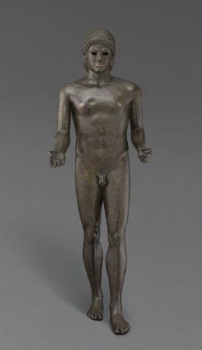 8- Apollon de Piombino©  RMN – Grand Palais Musée du Louvre –  Stéphane Marechalle