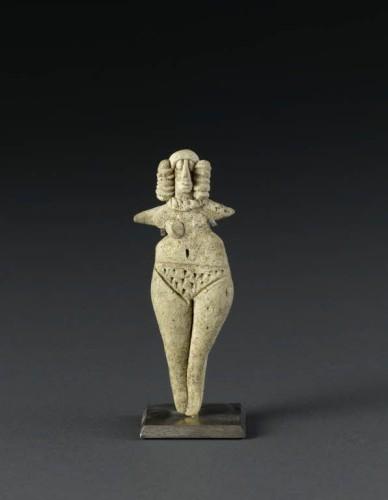 10- Femme nue aux bras en ailerons ©  Musée du Louvre, dist- RMN-Grand Palais -  F- Raux