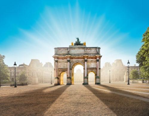 L'arc du Carrousel  2018 musee du Louvre – Olivier Ouadah-jpg