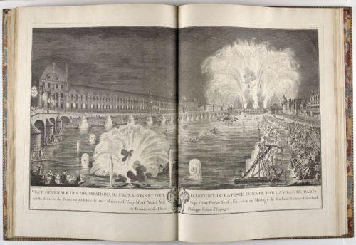 12- Jacques François Blondel, Description / Des festes  / Données par La Ville de Paris, Paris, musée du Louvre-jpg