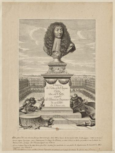 2-Gilles Rousseletet et Israël Silvestre, Courses de Testes et de Bague faittes par le Roy et par les Princes et Seigneurs de sa Cour, 1670-jpg