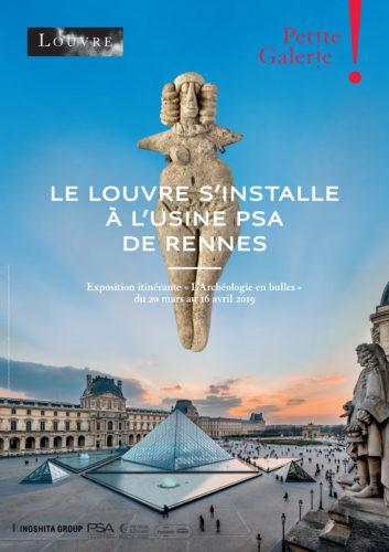 Affiche officielle – Petite Galerie itinérante – PSA Rennes-jpg