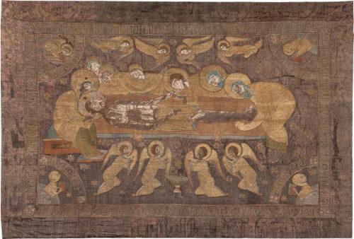 7- Epitaphios Trotusan © Monastère de Putna, Roumanie-jpg