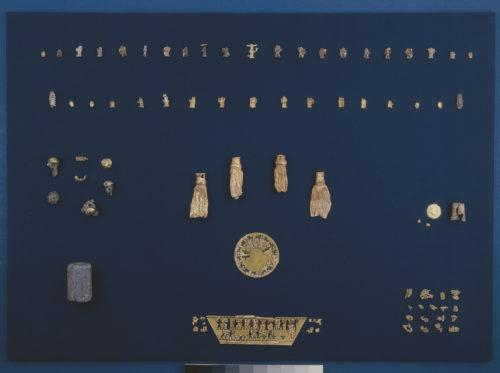 4-Collection de 38 ornements Karkemische  The Trustees of the British Museum-jpg