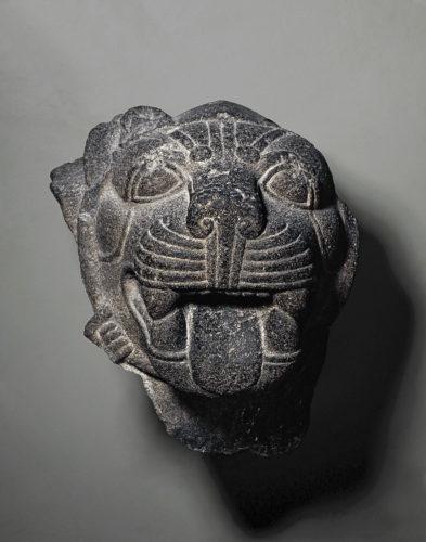 8-Tete de lion provenant de la statue de Katuwas The Trustees of the British Museum-jpg