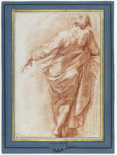 10- Le Cavalier d'Arpin, Homme drapé vu de dos © Musée du Louvre, dist- RMN – Grand Palais – Suzanne Nagy-jpg