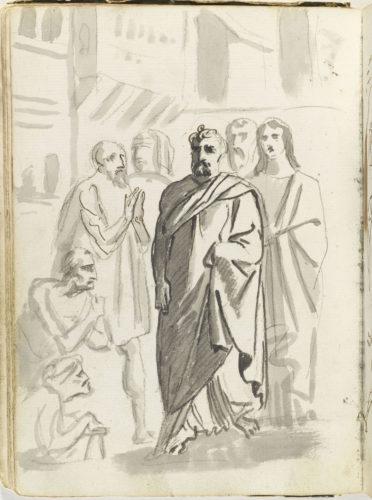 2- Gros_L'Ombre de saint Pierre © RMN-Grand Palais (musée du Louvre)-René-Gabriel Ojéda-jpg